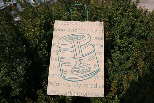 Bolsas Ecológicas Papel Reciclado