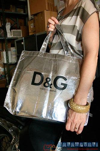 bolsa de tela ecologica personalizada