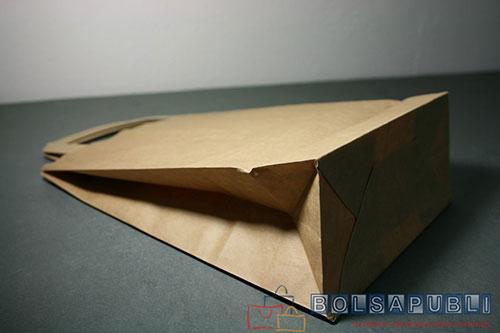 Bolsas de papel ecológico kraft