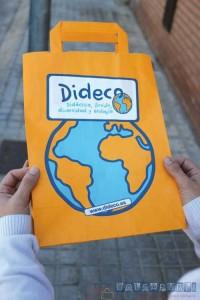 bolsas ecologicas de papel o tela de Dideco