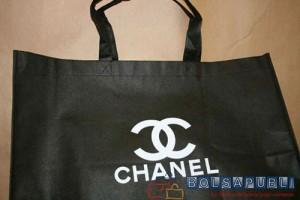 bolsas ecologicas de papel o tela de Chanel