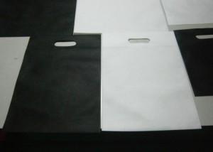 bolsas de tela asa troquelada