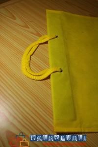 bolsas ecológicas asa amarilla