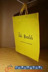 bolsas ecológicas amarilla