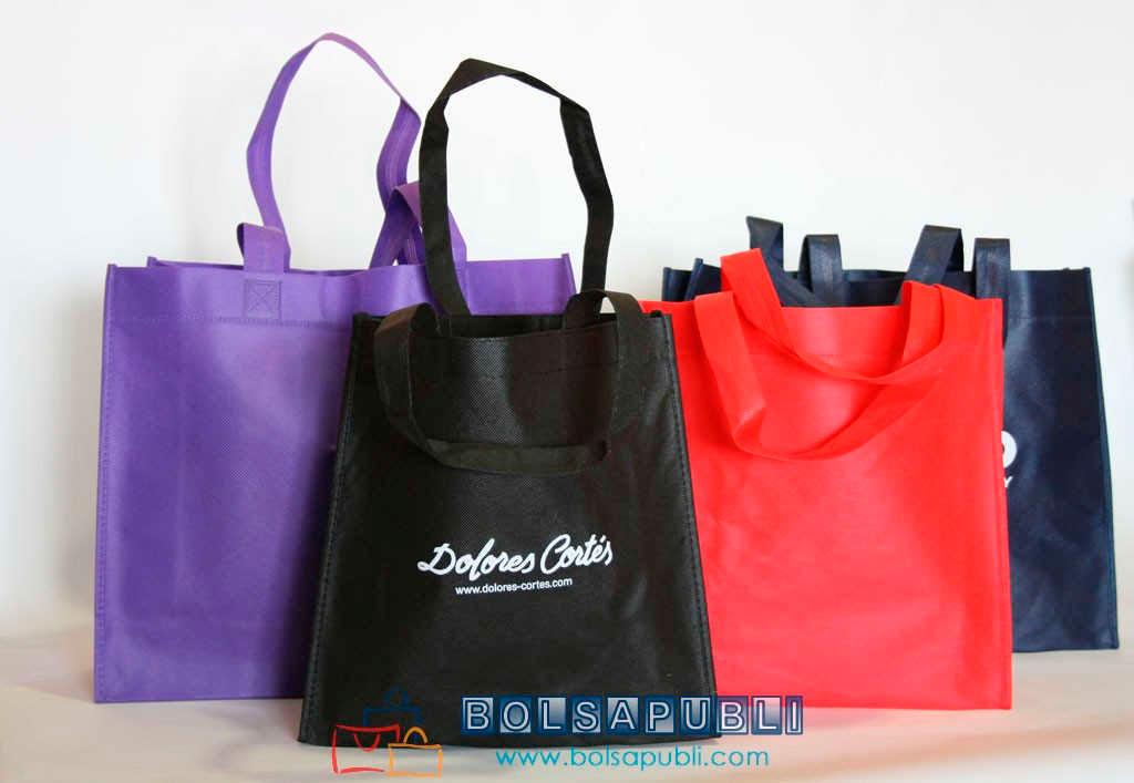 Bolsas de tela reutilizable