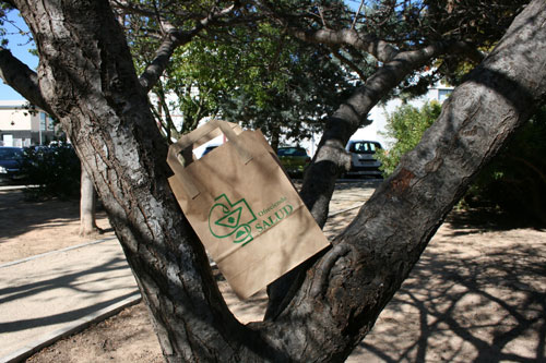 ventajas de comprar bolsas recicladas