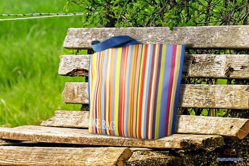 Bolsas de Rafia multicolor StoneBag