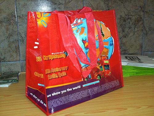 modelos de bolsas ecológicas de rafia