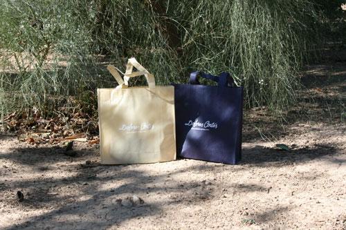 modelos de bolsas ecológicas de tela