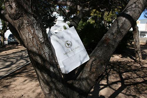 bolsas ecologicas de papel personalizadas