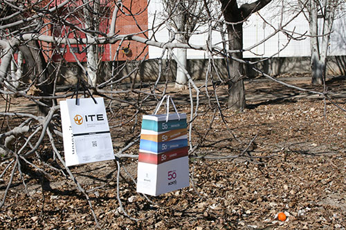 bolsas ecologicas de papel de lujo