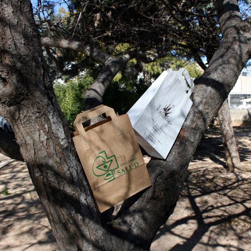 bolsas ecologicas papel