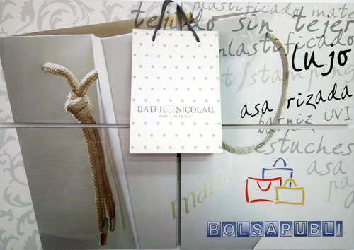 Bolsas Biodegradables Papel