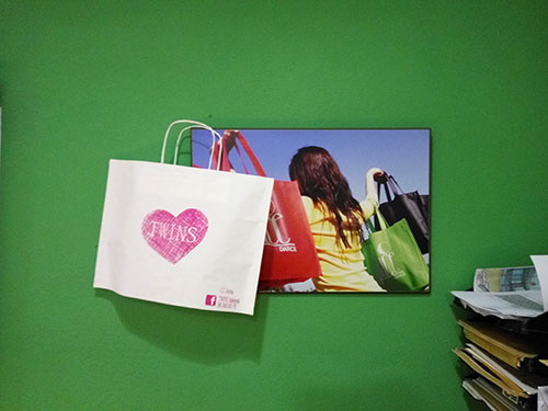 bolsas de papel ecológicas new bag