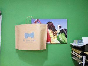 bolsas de papel ecologicas con logo