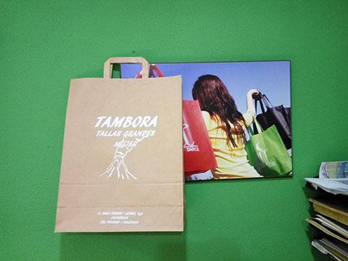 bolsas de papel ecologicas personalizadas