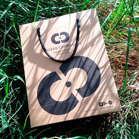 Bolsa Papel Biodegradable 1