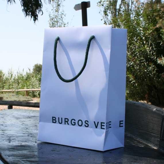 bolsa + lujo ecológica
