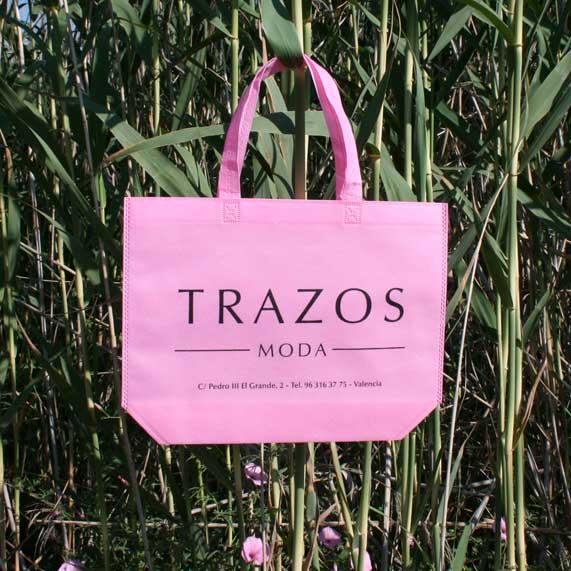 bolsa de tela + maria rosa